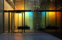 Lobby of a building, More London Riverside, Greater London, UK. Picture by Manuel Cohen