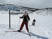Det er flotte forhold for skiturer og andre turer i Stugudal. The mountains of Stugudal are excellent for crosscountry skiing. Flotte naturforhold for tur både sommer og vinter i Tydal.