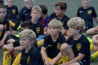 20161205 Island Bay United Academy Training