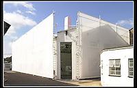 Ealing Film Studios Redevelopment - 20th July 2001
