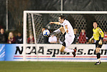 14 December 2007: Ohio State's Andrew Magill. The Ohio State University Buckeyes defeated the University of Massachusetts Minutemen 1-0 at SAS Stadium in Cary, North Carolina in a NCAA Division I Mens College Cup semifinal game.