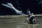 Fishing Hunting Dayak Kelabit Kenyah Indigenous Sarawak