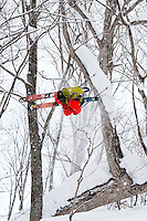 Skier: Riley Leboe<br />