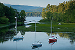 Squam Lake in Holderness, Lakes Region, NH