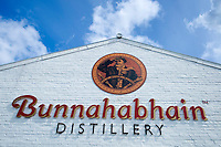 Isle of Islay, Hebrides, Scotland, May 2010. The Bunnahabhain Distillery is located on the sound of Islay. Dutch Tallship Thalassa sails between the islands along the Scotish west coast in search of the quality single malt whisky that is produced by the many distilleries. Photo by Frits Meyst/Adventure4ever.com