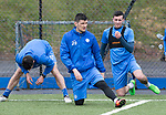 St Johnstone Training&hellip;.31.03.17<br />Graham Cummins pictured training on the astroturf at McDiarmid Park this morning ahead of tomorrow&rsquo;s game at Hamilton.<br />Picture by Graeme Hart.<br />Copyright Perthshire Picture Agency<br />Tel: 01738 623350  Mobile: 07990 594431