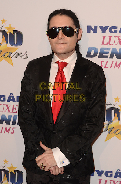 BEVERLY HILLS, CA - FEBRUARY 26: Corey Feldman at the 27th Annual Night of 100 Stars Oscar Viewing Gala at the Beverly Hilton Hotel in Beverly Hills, California on February 26, 2017. <br /> CAP/MPI/DE<br /> &copy;DE/MPI/Capital Pictures
