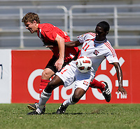 Canada U-17 Men vs Trinidad & Tobago U-17 Men February 23 2011