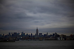 General view of Middle Manhattan and Empire State Building during the Mayans end of the World day in New York, United States. 21/12/2012. Photo by Eduardo Munoz Alvarez / ViEWpress