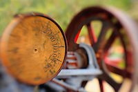 Pressure Gauge - Pottsville - Merlin, Oregon - Lensbaby