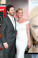 HOLLYWOOD, CA - APRIL 18: Josh Kelley, Katherine Heigl at the premiere of 'Unforgettable' at the TCL Chinese Theatre on April 18, 2017 in Hollywood, California. <br /> CAP/MPI/DE<br /> &copy;DE/MPI/Capital Pictures