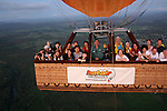 20110325 March 25 Cairns Hot Air Ballooning