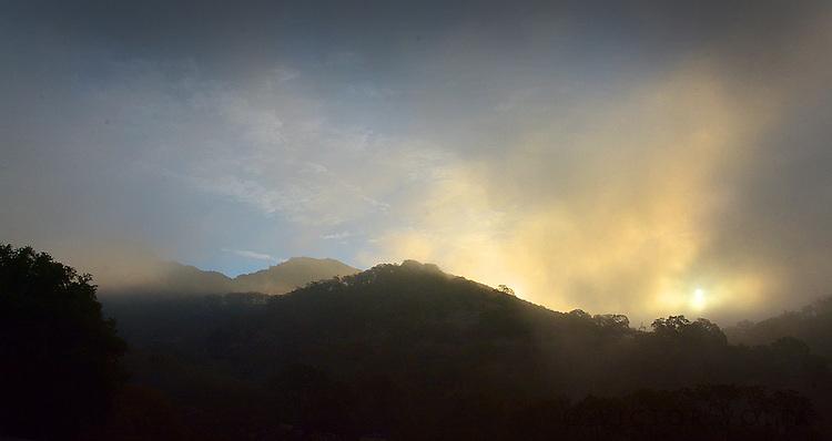 Mt. Diablo State Park, California