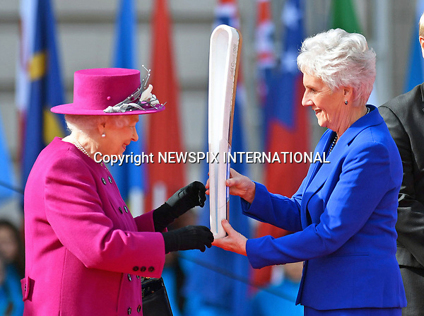 13.03.2017; London, England: QUEEN ELIZABETH<br />
