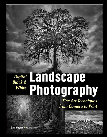 Digital Black and White Landcape Photography