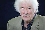 SEAMUS HEANEY, NOBEL PRIZE WINNING IRISH POET. EDINBURGH INTERNATIONAL BOOK FESTIVAL. Friday 25th August 2006. Over 600 authors from 35 countries are appearing at the Edinburgh International Book festival during 12th-28th August. The festival takes place in historic Edinburgh city, a UNESCO City of Literature.