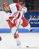 Ryan Ruikka (BU - 2) - The visiting University of Vermont Catamounts tied the Boston University Terriers 3-3 in the opening game of their weekend series at Agganis Arena in Boston, Massachusetts, on Friday, February 25, 2011.