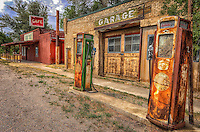 Fill 'er up! - Utah - rusty gas pumps