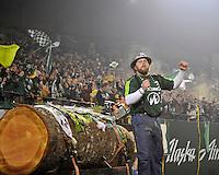 Portland Timbers vs Real Salt Lake April 30 2011