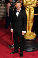 HOLLYWOOD, LOS ANGELES, CA, USA - MARCH 02: Steve Coogan at the 86th Annual Academy Awards held at Dolby Theatre on March 2, 2014 in Hollywood, Los Angeles, California, United States. (Photo by Xavier Collin/Celebrity Monitor)