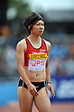 Momoko Takahashi (JPN),.MAY 6,2012 - Athletics : The Seiko Golden Grand Prix in Kawasaki, IAAF World Challenge Meetings ,Women's 4100m Relay final at Todoroki Stadium, Kanagawa, Japan. (Photo by Jun Tsukida/AFLO SPORT) [0003] .