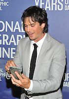 New York, NY- September 21: Ian Somerhalder attends National Geographic's 'Years Of Living Dangerously' new season world premiere at the American Museum of Natural History on September 21, 2016 in New York City.@John Palmer / Media Punch