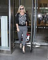 SEP 27 Jenny McCarthy Seen Leaving SiriusXM Studios