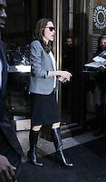 NOV 21 Angelina Jolie at The Paley Media Council