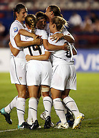 USA Women vs Haiti October 28 2010