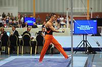 Kwalificatiewedstrijd OS turnen H'veen 090716