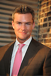Ryan Serhant of Bravos's MIllion Dollar Listing New York attends the official launch of www.findyourfacemate.com which was hosted by Maria Menounos on July 10, 2012 at STK Rooftop in New York City.