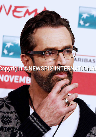 """RUPERT EVERETT.attends the """"Hysteria"""" Photocall at the 6th Rome International Film Festival, Rome, Italy_28/10/2011.Mandatory Credit Photo: ©Matteo Ciambelli/NEWSPIX INTERNATIONAL..**ALL FEES PAYABLE TO: """"NEWSPIX INTERNATIONAL""""**..IMMEDIATE CONFIRMATION OF USAGE REQUIRED:.Newspix International, 31 Chinnery Hill, Bishop's Stortford, ENGLAND CM23 3PS.Tel:+441279 324672  ; Fax: +441279656877.Mobile:  07775681153.e-mail: info@newspixinternational.co.uk"""