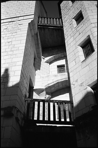 Architecture, Chinon, France by Paul Cooklin