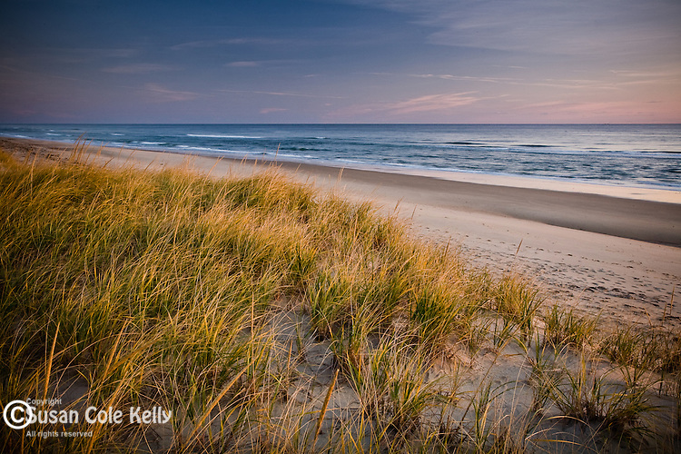 Sunrise at Coast Guard Beach, Cape Cod National Seashore, Eastham, MA, USA
