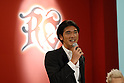 Takeshi Kaneshiro attends a press conference Wednesday during a promotion for their new film &quot;Red Cliff.&quot; It opens Nov 1 after its debut at the Tokyo International Film Festival in October.  6 August, 2008. (Taro Fujimoto/JapanToday/Nippon News)