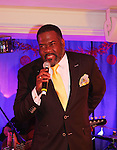 Phillip Boykin sings at Broadway - 2017 New Year's Eve Times Square Ball Drop at the Copacabana, New York City, New York with the Stars of Broadway. (Photo by Sue Coflin/Max Photos)  suemax13@optonline.net