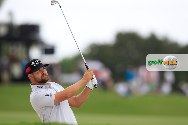 Ryan Moore (USA) during the final round of the WGC Cadillac Championship, Blue Monster, Trump National Doral, Doral, Florida, USA<br /> Picture: Fran Caffrey / Golffile