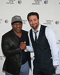 Mike Tyson and Director Bert Marcus Attend Tribeca Talks: After the Movie: Champs Held at SVA Theatre, NY
