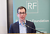 Resolution Foundation meeting - <br /> &quot;A Broken Heart? The living standards challenge facing the West Midlands Metropolitan mayor...<br /> <br /> As the West Midlands Metro area looks forward to its first ever Metro mayoral election next May, the region&rsquo;s economic performance is in the spotlight.<br /> at Birmingham Library, Birmingham, Great Britain <br /> 12th December 2016 <br /> <br /> <br /> Conor D'Arcy, Policy Analyst at the Resolution Foundation<br /> <br /> <br /> Photograph by Elliott Franks <br /> Image licensed to Elliott Franks Photography Services