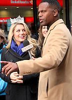 Miss America 2013 On Extra NY