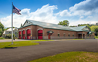 Cambridge Fire Station