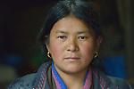 Domo Tamang lives in Gatlang, in the Rasuwa District of Nepal.