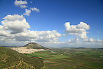 00-Mount Tabor at the heart of Jezreel Valley