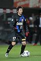 Mitsuru Nagata (Reds),.APRIL 21, 2012 - Football / Soccer :.2012 J.League Division 1 match between Omiya Ardija 2-0 Urawa Red Diamonds at NACK5 Stadium Omiya in Saitama, Japan. (Photo by Hiroyuki Sato/AFLO)