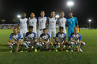USMNT U-17 vs Portugal, November 30, 2016