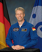 Houston, TX - June 8, 2005 -- European Space Agency (ESA)astronaut Thomas Reiter.  Since April 2001 he is assigned to the first ISS advanced training class to prepare for one of the first European long-term flights on-board ISS.  In September 2004, Thomas Reiter was assigned to a long duration mission to the International Space Station and will fly aboard Discovery on Space Shuttle mission STS-121, currently targeted for July 2006. He will return to Earth aboard the Shuttle mission STS-116 or a Russian Soyuz..Credit: NASA via CNP