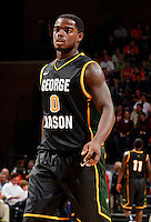 CHARLOTTESVILLE, VA- DECEMBER 6:  Bryon Allen #0 of the George Mason Patriots during the game on December 6, 2011 against the Virginia Cavaliers at the John Paul Jones Arena in Charlottesville, Virginia. Virginia defeated George Mason 68-48. ((Photo by Andrew Shurtleff/Getty Images) *** Local Caption *** Bryon Allen