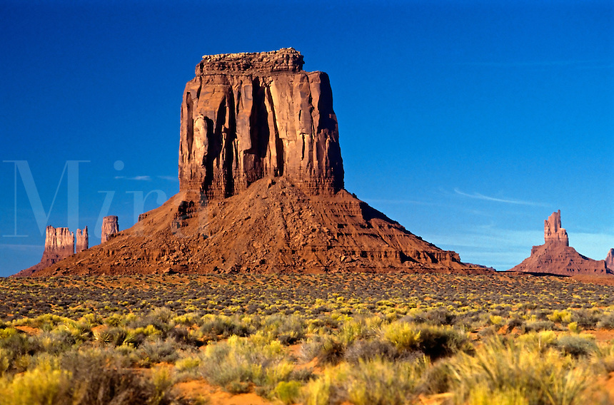 Butte, Monument Valley, Utah