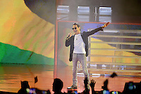 MIAMI, FL - OCTOBER 29: Marc Anthony performs at the Jennifer Lopez Gets Loud for Hillary Clinton at GOTV Concert in Miami at Bayfront Park Amphitheatre on October 29, 2016 in Miami, Florida. Credit: MPI10 / MediaPunch
