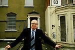 GERRY FITT MP BELFAST 1980S